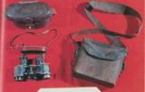 「港九大隊」武裝隊員的配備。(珍姐提供)(2)