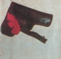 「港九大隊」武裝隊員的配備。(珍姐提供)(3)